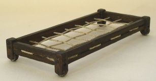 1/12th Scale Single Truckle Bed